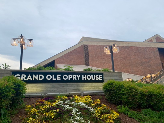 """New"" Opry House"